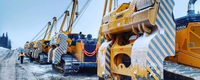 Pipeline Construction and Gathering